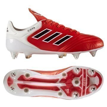 Adidas Copa 17.1 SG Red Limit Punainen/Musta/Valkoinen