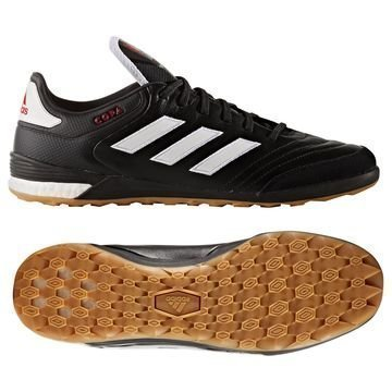 Adidas Copa Tango 17.1 IN Chequered Black Musta/Valkoinen