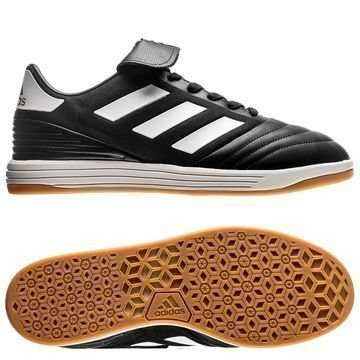 Adidas Copa Tango 17.2 Trainer Street Chequered Black Musta/Valkoinen/Kulta