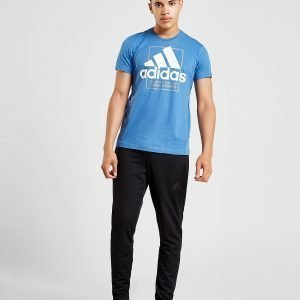 Adidas Country T-Shirt Sininen