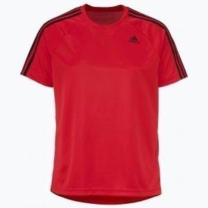 Adidas D2m Tee 3s Treeni T-Paita