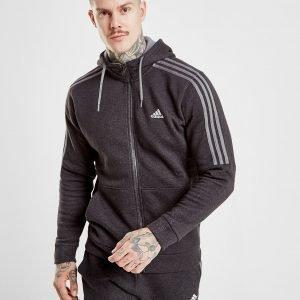 Adidas Essential Full Zip Huppari Musta