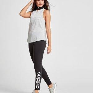 Adidas Essential Linear Leggings Musta
