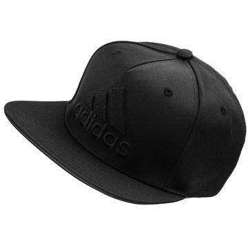 Adidas Flat Cap Musta