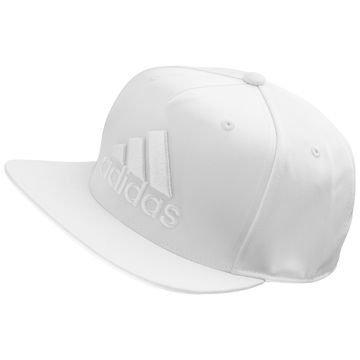 Adidas Flat Cap Valkoinen