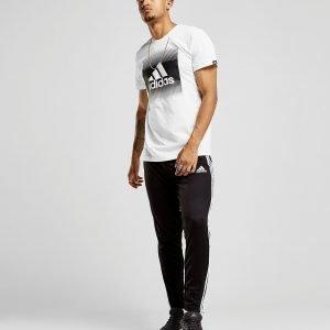 Adidas Gradient Fade T-Shirt Valkoinen