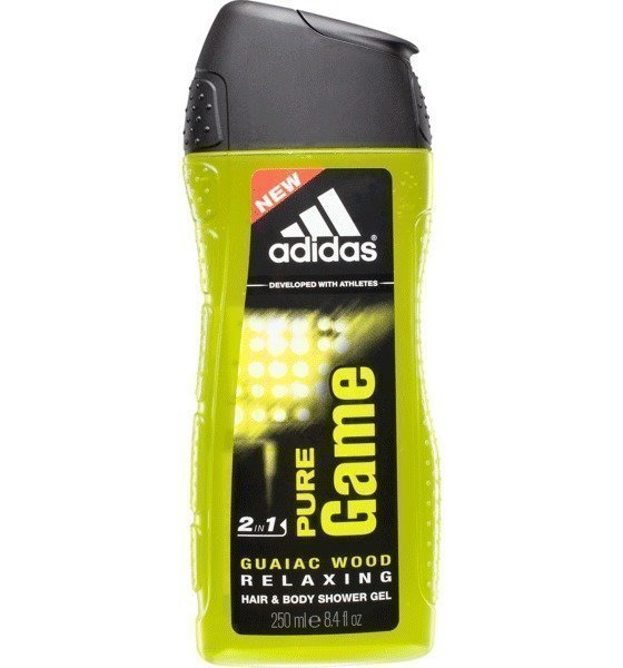 Adidas Hair And Body Suihkusaippua