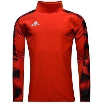 Adidas Harjoituspaita Tango Woven Punainen