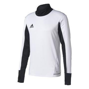 Adidas Harjoituspaita Tiro 17 Valkoinen/Musta