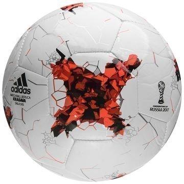 Adidas Jalkapallo Confederations Cup 5x5 Valkoinen/Punainen