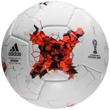 Adidas Jalkapallo Confederations Cup Artificial Turf Valkoinen/Punainen