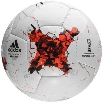 Adidas Jalkapallo Confederations Cup Sala 65 Valkoinen/Punainen