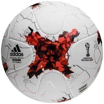 Adidas Jalkapallo Confederations Cup Top Replique Valkoinen/Punainen