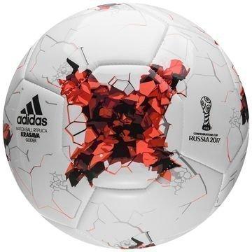 Adidas Jalkapallo Glider Confederations Cup Valkoinen/Punainen