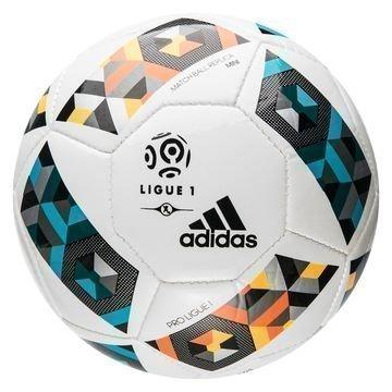 Adidas Jalkapallo Mini Ligue 1 Valkoinen/Sininen Lapset