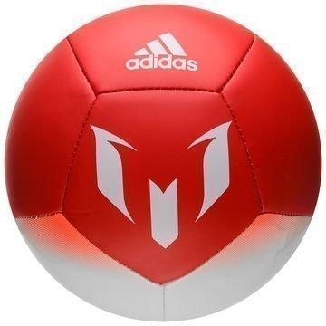 Adidas Jalkapallo Mini Messi Valkoinen/Punainen Lapset