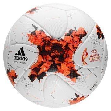 Adidas Jalkapallo Naisten EM 2017 Ottelupallo Valkoinen