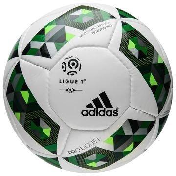 Adidas Jalkapallo Pro Ligue 1 Training Pro Valkoinen/Vihreä