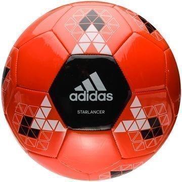 Adidas Jalkapallo Starlancer V Punainen/Musta/Valkoinen