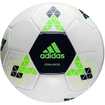 Adidas Jalkapallo Starlancer V Valkoinen/Vihreä/Sininen