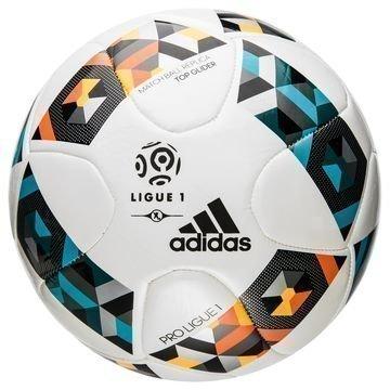 Adidas Jalkapallo Top Glider Ligue 1 Valkoinen/Sininen