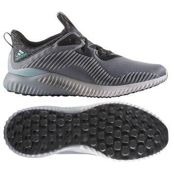 Adidas Juoksukengät AlphaBounce Harmaa/Turkoosi