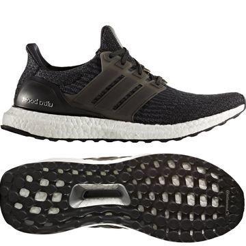 Adidas Juoksukengät Ultra Boost 3.0 Musta/Harmaa