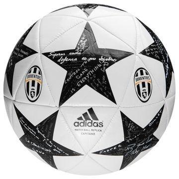 Adidas Juventus Jalkapallo Champions League 2016 Final Capitano Valkoinen/Harmaa