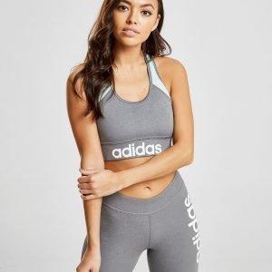Adidas Linear Bra Harmaa