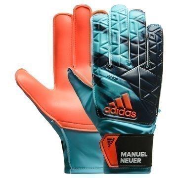 Adidas Maalivahdin Hanskat ACE Junior Manuel Neuer Sininen/Musta