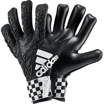 Adidas Maalivahdin Hanskat ACE Trans Pro CF Chequered Black Musta/Valkoinen