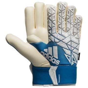 Adidas Maalivahdin Hanskat ACE Trans Super Valkoinen/Sininen