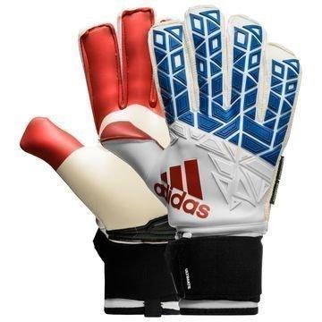 Adidas Maalivahdin Hanskat ACE Trans Ultimate Valkoinen/Sininen/Punainen/Musta
