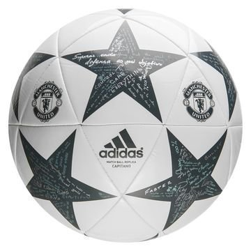 Adidas Manchester United Jalkapallo Champions League 2016 Final Capitano Valkoinen/Harmaa