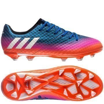 Adidas Messi 16.1 FG/AG Blue Blast Sininen/Valkoinen/Oranssi Lapset