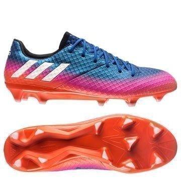 Adidas Messi 16.1 FG/AG Blue Blast Sininen/Valkoinen/Oranssi