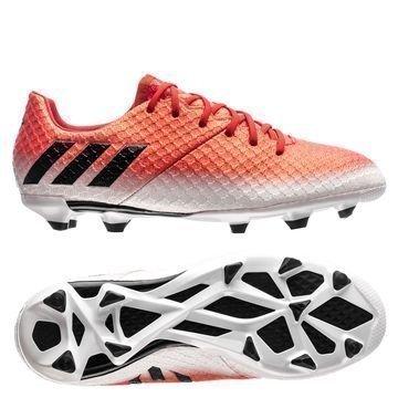 Adidas Messi 16.1 FG/AG Red Limit Punainen/Musta/Valkoinen Lapset
