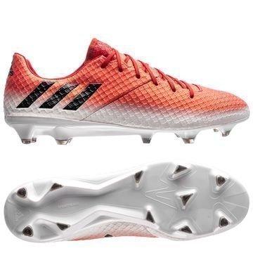 Adidas Messi 16.1 FG/AG Red Limit Punainen/Musta/Valkoinen