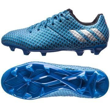 Adidas Messi 16.1 FG/AG Sininen/Hopea/Musta Lapset