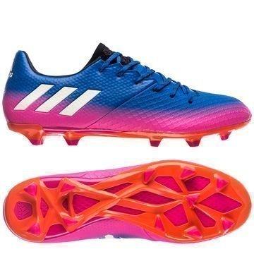 Adidas Messi 16.2 FG/AG Blue Blast Sininen/Valkoinen/Oranssi