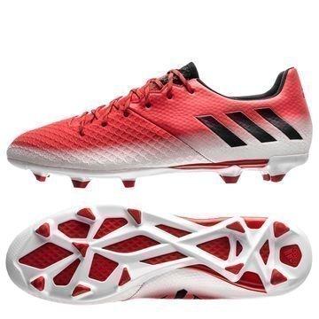 Adidas Messi 16.2 FG/AG Red Limit Punainen/Musta/Valkoinen
