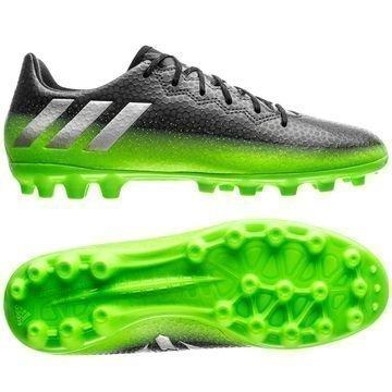 Adidas Messi 16.3 AG Space Dust Harmaa/Hopea/Vihreä
