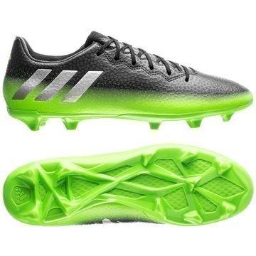Adidas Messi 16.3 FG/AG Space Dust Harmaa/Hopea/Vihreä