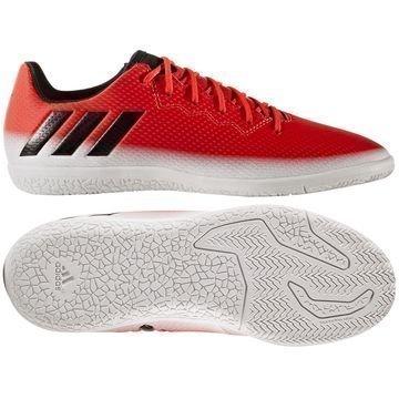 Adidas Messi 16.3 IN Red Limit Punainen/Musta/Valkoinen Lapset