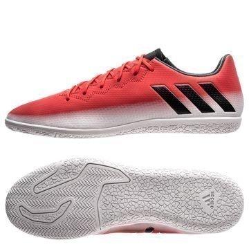 Adidas Messi 16.3 IN Red Limit Punainen/Musta/Valkoinen