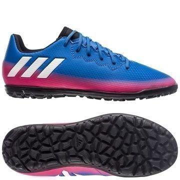 Adidas Messi 16.3 TF Blue Blast Sininen/Valkoinen/Oranssi Lapset