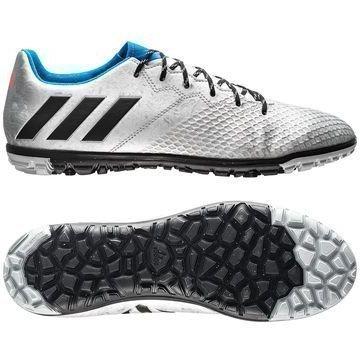 Adidas Messi 16.3 TF Mercury Hopea/Musta/Sininen