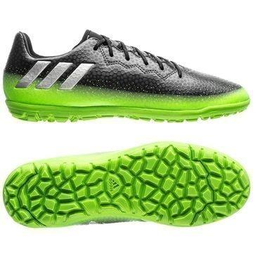 Adidas Messi 16.3 TF Space Dust Harmaa/Hopea/Vihreä Lapset