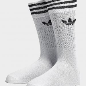 Adidas Originals 3-Pack Socks Valkoinen