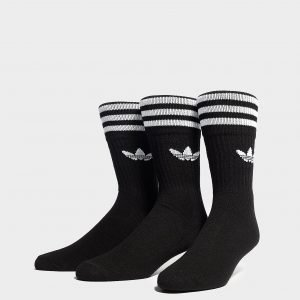 Adidas Originals 3-Pack Sukat Musta
